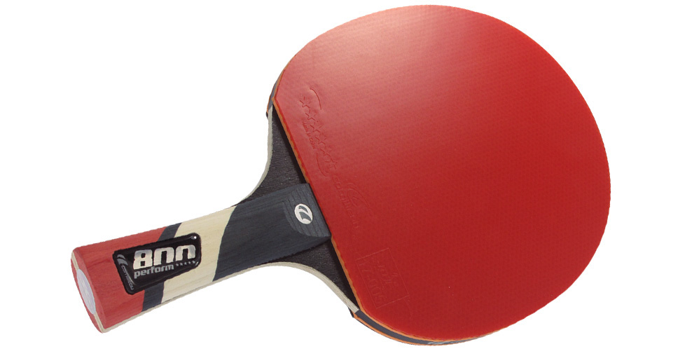 Raquette de ping pong perform 800 cornilleau - Raquette de tennis de table cornilleau ...