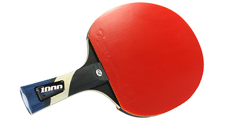 Raquette de ping pong excell 1000 cornilleau