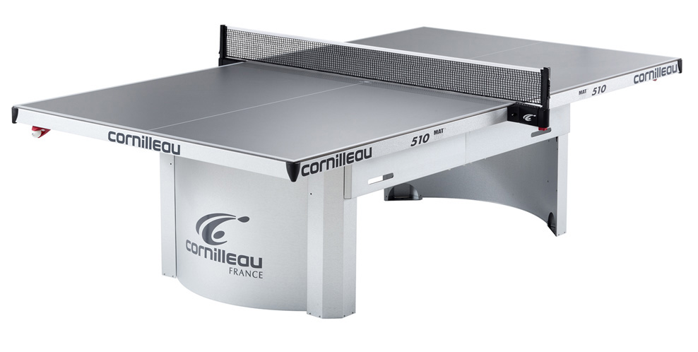 Table ping pong cornilleau 510 exterieur outdoor pro - Table de ping pong d exterieur pas cher ...