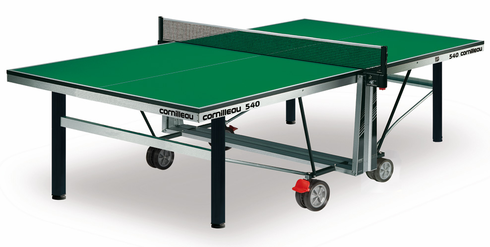 Table ping pong cornilleau 540 indoor competition pro - Table de ping pong d exterieur pas cher ...