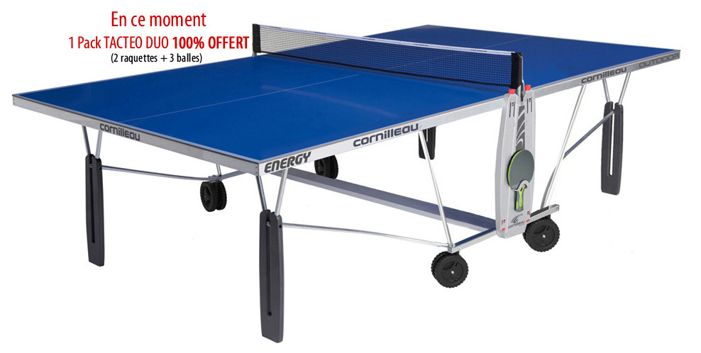 Table de ping pong cornilleau catalogue 2014 - Table ping pong cornilleau exterieur ...