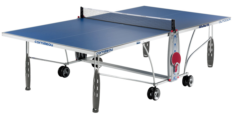 table ping pong cornilleau sport 200 s exterieur outdoor loisir. Black Bedroom Furniture Sets. Home Design Ideas