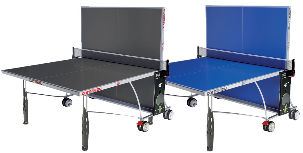 table ping pong cornilleau sport 250 s exterieur outdoor. Black Bedroom Furniture Sets. Home Design Ideas