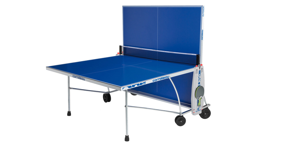 Table ping pong cornilleau sport one exterieur outdoor loisir - Table ping pong cornilleau exterieur ...