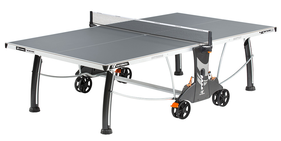 Table ping pong cornilleau sport 400 m crossover exterieur - Table ping pong exterieur ...