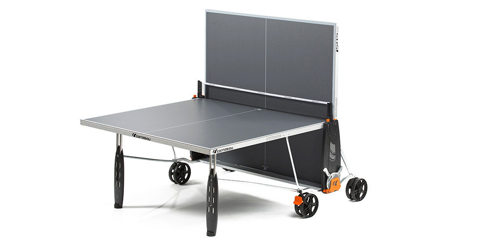 Table ping pong cornilleau sport 150 s crossover exterieur for Housse exterieur table ping pong