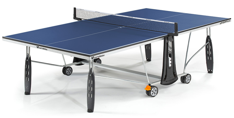 Table ping pong cornilleau sport 250 interieur indoor loisir - Table ping pong cornilleau exterieur ...