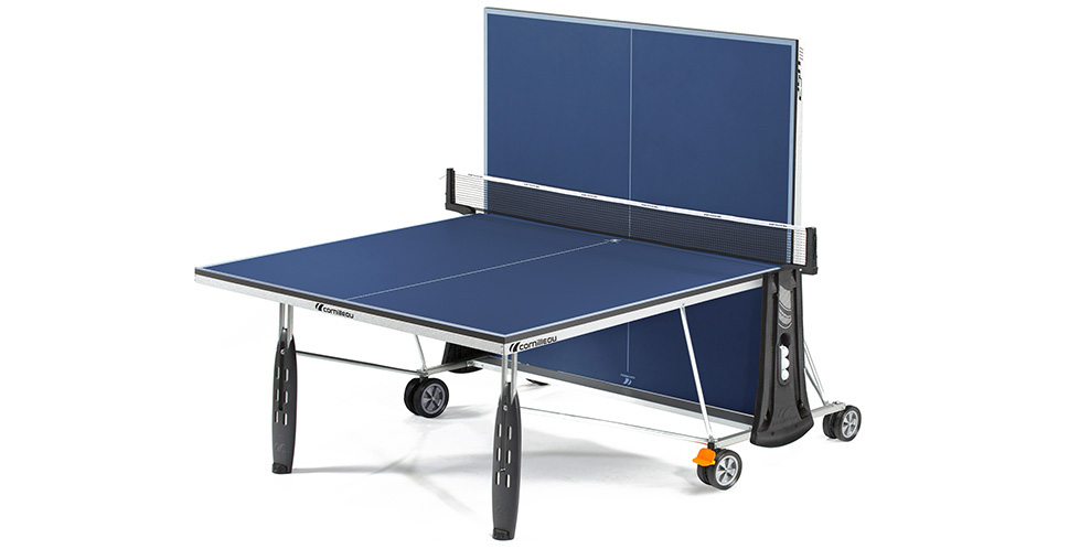 table ping pong cornilleau sport 250 interieur indoor loisir. Black Bedroom Furniture Sets. Home Design Ideas