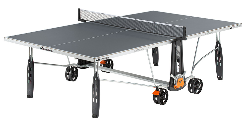 table ping pong cornilleau sport 250 s crossover exterieur. Black Bedroom Furniture Sets. Home Design Ideas