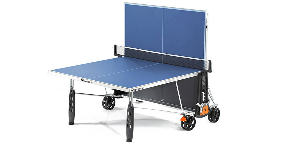 Table ping pong cornilleau sport 250 s crossover exterieur outdoor loisir - Table ping pong cornilleau outdoor ...