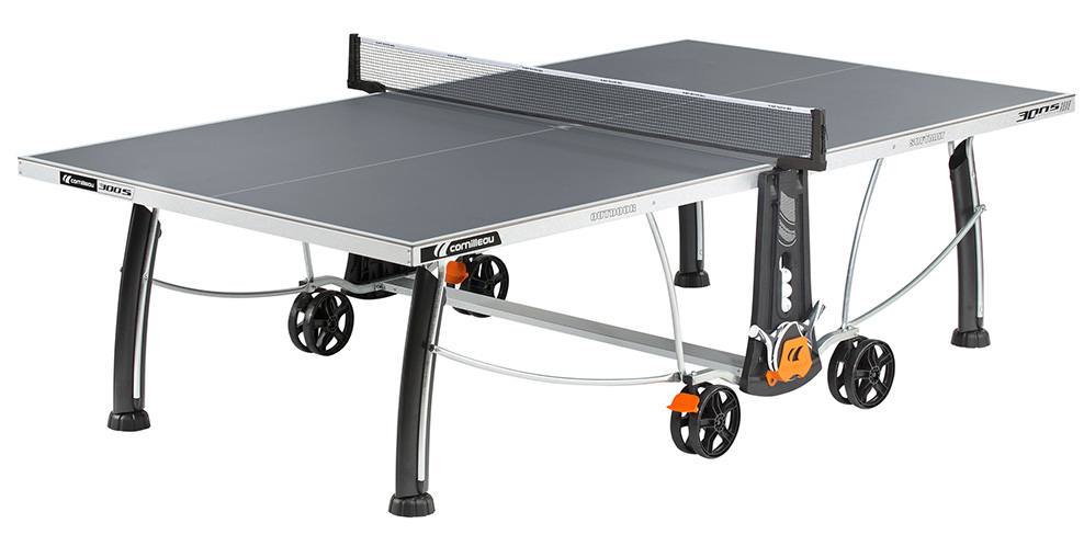 Table ping pong cornilleau sport 300 s crossover exterieur outdoor loisir - Table ping pong cornilleau outdoor ...
