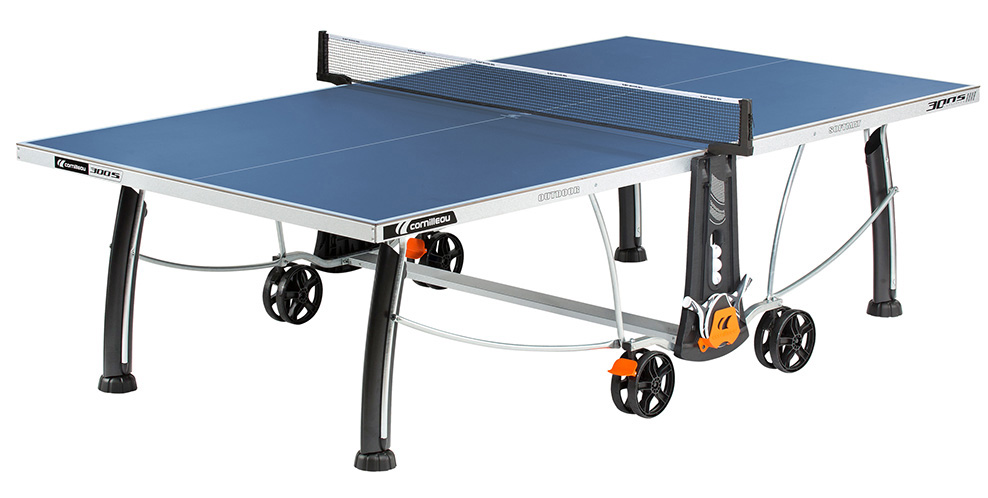 indoor ping pong table cornilleau 850 wood indoor stiga