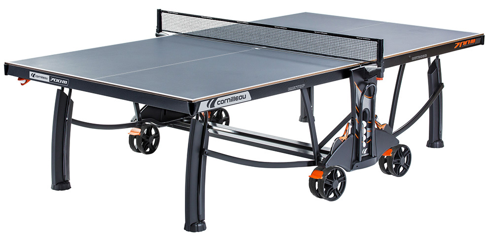 table ping pong cornilleau 700 m crossover exterieur. Black Bedroom Furniture Sets. Home Design Ideas
