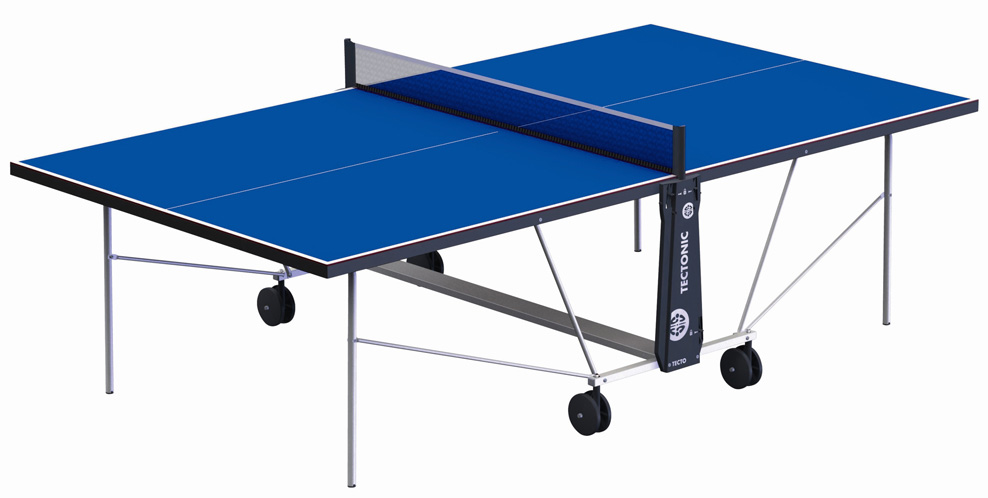 Table de ping pong tectonic exterieur outdoor loisir - Table de ping pong exterieur pas cher ...