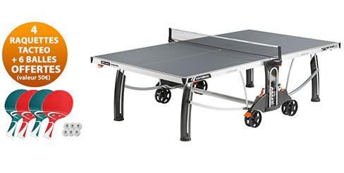 Table de ping pong pas cher et promotions for Table de ping pong exterieur pas cher