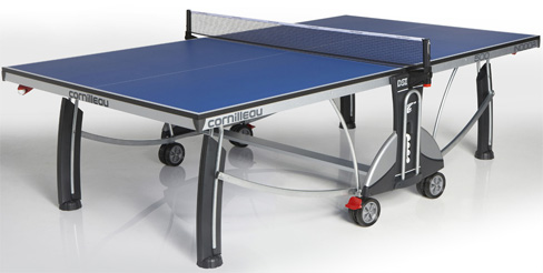 Table ping pong interieur cornilleau loisir catalogue 2015 - Table de ping pong exterieur pas cher ...