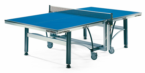 Table ping pong indoor Cornilleau Pro 640 ITTF