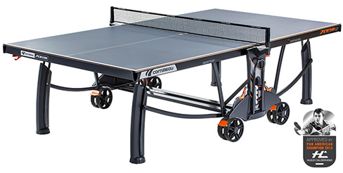 Table Ping Pong Cornilleau Outdoor Promo